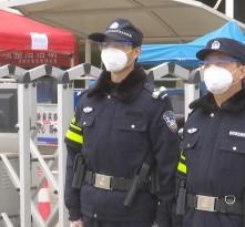 临渭公安分局:全警全员全时坚守 坚决打赢疫情防控阻击战