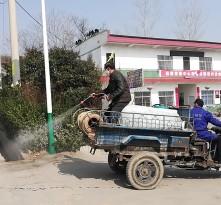 【战疫情 渭南力量】韩城市西庄镇郭庄砦村: 古稀老人主动作为  尽己所能贡献力量