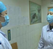 护士封翠叶:为进隔离病房时刻准备着