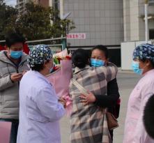 【战疫情  渭南力量】华州区两名医护人员出征援鄂