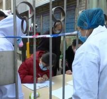 """网格化""""布防""""让疫情管控清晰可见——渭南市临渭区杜桥街道阻断疫情有策略"""