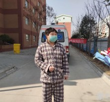 《战疫情 渭南在行动》我市第四例新冠肺炎治愈患者出院