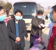胡和平在渭南市调研新冠肺炎疫情防控和复工复产工作时强调 分区分级做好疫情防控 统筹协调有序复工复产