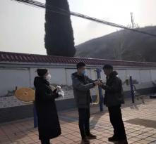 【战疫情 渭南力量】澄城县尧头镇:疫情防控