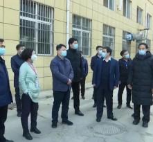 刘宝琳检查城区疫情防控工作时强调 抓住两防 突出两早 打好防控救治组合拳