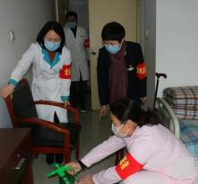 渭南市社会福利院党支部 ——让党旗在疫情防控阻击战中高高飘扬