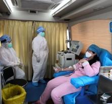 渭南完成首例新冠肺炎康复者血浆采集