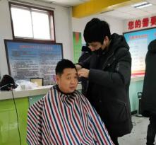 【战疫情 渭南力量】澄城县庄头镇:二月二理妆容 抬起头建新功
