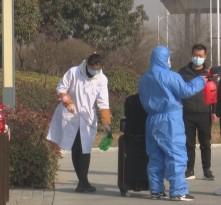 华州西驿站:疫情防控不松懈  暖心接待复工人员