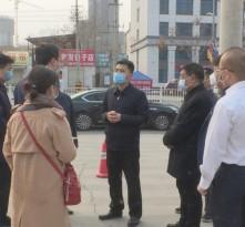 刘凯检查我市民政福利机构全封闭管控措施落实情况