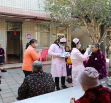 养老机构(老年福利院)老年人新冠肺炎 防控技术方案