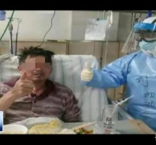 渭南:疫情防控中的这些身影 温暖而有力量