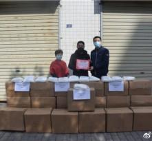 渭南红十字会共收到各界捐赠400多万元