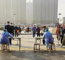 筑起疫情防控的第一道防线——渭南市中心医院体检科抗击疫情工作走笔