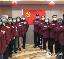 抗击疫情·陕西时刻:党员打头阵 坚决打赢这场战役