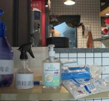 我市主城区大型商场门店陆续恢复营业 餐饮消费主打外卖