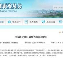 陕西连续10天0新增 富平等五个县区调整为低风险地区
