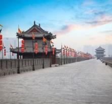 西安城墙景区2月29日起对外开放 一个月内可免费游览