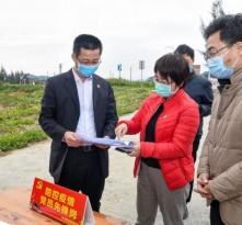 蒲城:六道防线织密防控网