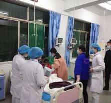 武汉黄先生来电:一定要表扬澄城县医院急诊科护士长张萍!