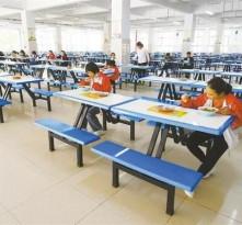 两部门:大专院校开学后错峰用餐 宿舍床位重新分配