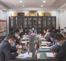 """市委宣传部召开""""晒比拼超""""专题务虚会"""