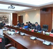 """渭南经开区召开""""晒比拼超""""专题务虚会"""