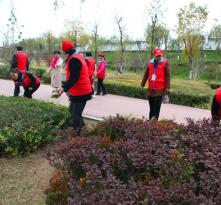 """大荔县:""""小红帽""""成文明旅游靓丽风景线"""