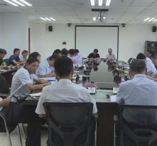 """渭南市政府召开城市规划管理建设""""三覆盖、四清零、五提升""""工作专题会议"""