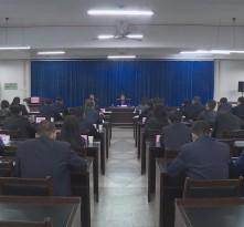 """渭南市召开第三季度文化产业""""晒比拼超""""点评会"""