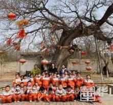 白水县北井头中心校:弘扬传统文化 传承英烈精神