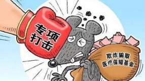 """渭南市医疗保障局""""打击欺诈骗保、维护基金安全""""宣传月活动实施方案"""