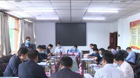 渭南全市县处级以上领导干部学习习近平总书记来陕考察重要讲话专题研讨班举行小组讨论
