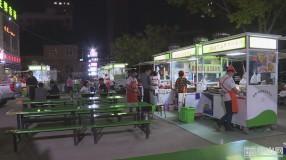 《聚焦创建》临渭区推行餐饮小推车 让城市管理更有温度