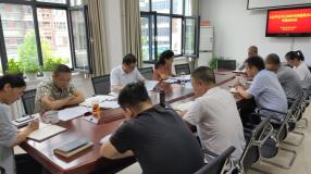 渭南市科协举办学习习近平总书记来陕考察重要讲话专题学习班