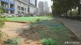 《创建曝光台》渭南城区主干街道卫生死角有待整治 人行道遭到滥占乱用