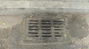 《创建曝光台》渭南老城街道:部分排污井口肮脏不堪 存在破损