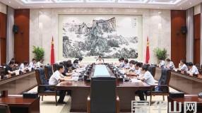 渭南市委党建工作领导小组召开2020年第二次会议 魏建锋主持
