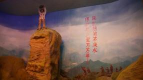"""【奋斗百年路 启航新征程】青春的铮铮誓词——追忆21岁跳崖殉志的""""小江部长"""""""