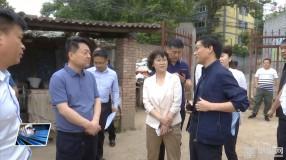 李曙升现场督办省生态环境保护督察交办信访问题整改情况
