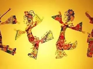 渭南臨渭區皮影——民族文化的瑰寶