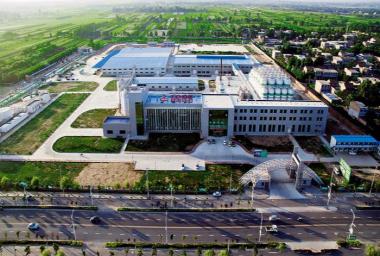【砥砺奋进的五年】渭南:打造新型工业聚集地