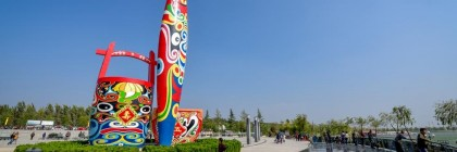 """媲美江南水乡 去大荔游玩多了一个""""吃货""""必去的地方"""