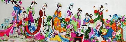 澄城刺绣:亟须保护的民间瑰宝