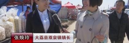"""大荔""""镰山春晓""""乡村游"""
