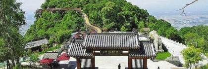 """华州各景区""""双节""""期间推出优惠政策"""