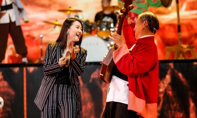 【众说十九大】谭维维:用作品传承中华优秀传统文化