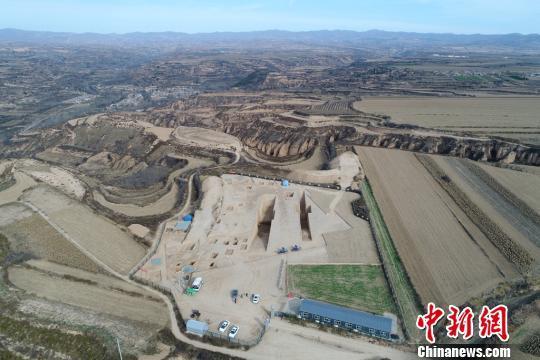 澄城县发现目前国内规模最大春秋时期周系墓葬