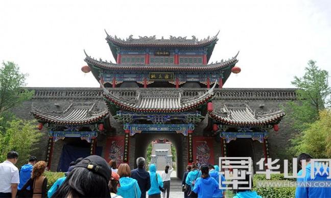 中省市网络媒体走进临渭 探访全域旅游新理念