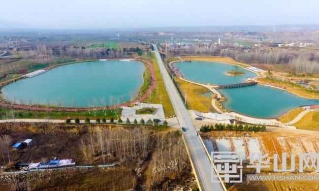 渭南美丽公路建设:修一条路 造一片景 富一方百姓